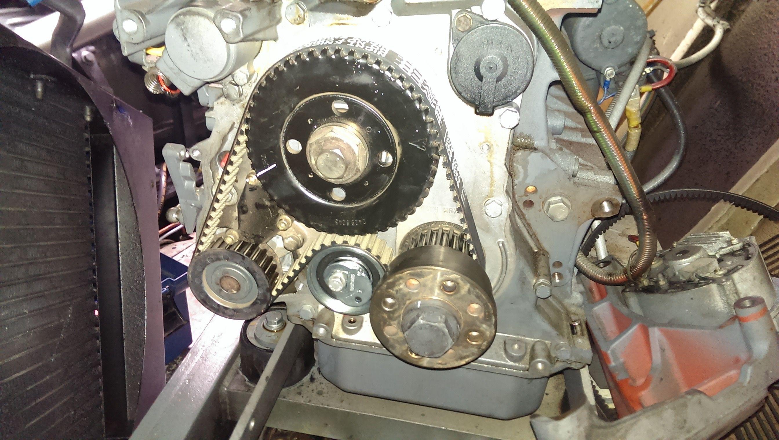 Generator onderdelen